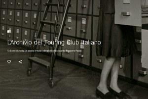 """Su Google Arts & Culture la mostra virtuale """"L'Archivio del Touring Club Italiano"""""""