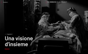 THE COVID-19 VISUAL PROJECT. A TIME OF DISTANCE: un archivio permanente in progress sulla pandemia da coronavirus