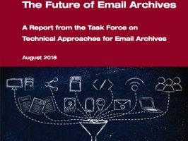 The Future of Email Archives